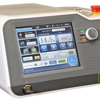 30 watt continuous wave laser